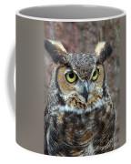 Great And Horned Coffee Mug