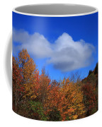 Great Balsam Mountains In The Fall Coffee Mug