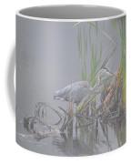 Great Blue Heron 4 Coffee Mug