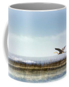 Great Blue Heron - Orange Beach Alabama Coffee Mug