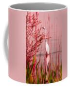 Great Egret Ardea Alba Egretta Coffee Mug