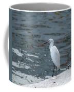 Great Egret Bird Coffee Mug