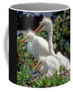 Great Egrets Coffee Mug