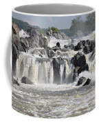 Great Falls Of The Potomac River Coffee Mug