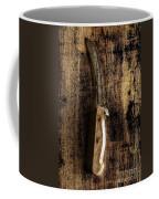 Great Grandpa's Knife Coffee Mug