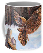 Great Grey Coffee Mug