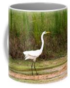 Great Heron Coffee Mug