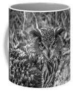 Great Horned Owl V7 Coffee Mug