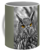 Great Horned Owl V9 Coffee Mug