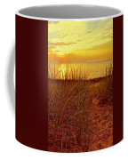 Great Lake Great Sunset 2 Coffee Mug