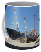 Great Lakes Ship Polsteam 3 Coffee Mug