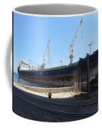 Great Lakes Ship Polsteam 4 Coffee Mug
