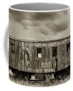 Great Northern Caboose Coffee Mug