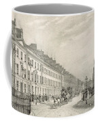 Great Pultney Street, Bath, C.1883 Coffee Mug