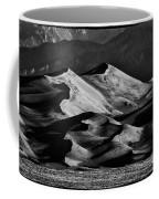 Great Sand Dune National Park At Sunrise Coffee Mug