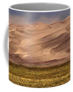 Great Sand Dunes In Colorado Coffee Mug