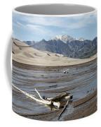 Great Sand Dunes Two Coffee Mug