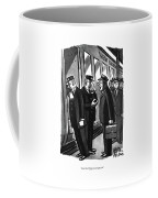 Great Scott! Now What's Happened? Coffee Mug