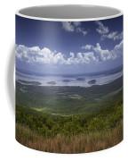 Great View On Top Of Cadilac Mountain Coffee Mug