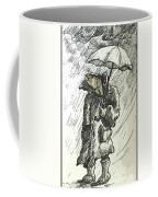 Great Weather For A Walk Two Coffee Mug