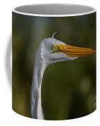 Great White Portrait 2 Coffee Mug