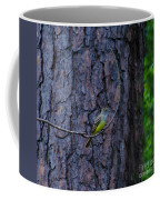 Greater Crested Flycatcher Coffee Mug