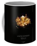 Greek Gold - Macedonian Gold Coffee Mug