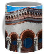 Greek Orthodox Church Arches Coffee Mug
