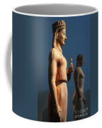 Greek Sculpture Athens 1 Coffee Mug by Bob Christopher