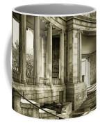 Greek Theatre 7 Golden Age Coffee Mug by Angelina Vick