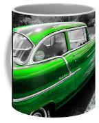 Green 1957 Chevy Coffee Mug