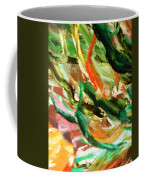 Green 5  Coffee Mug