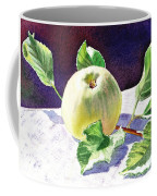Green Apple Coffee Mug