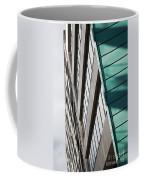 Green Architectural Detail Coffee Mug