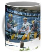 Green Bay Packers Lambeau Field Coffee Mug