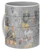 Green Bay Packers Legends Coffee Mug