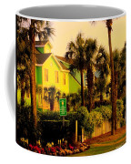 Green Beauty At Isle Of Palms Coffee Mug