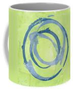 Green Blue Coffee Mug
