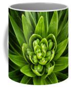 Green Buds Coffee Mug