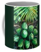 Green Coconuts  3  Sold Coffee Mug