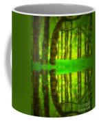 Green Day Dreams Coffee Mug