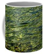 Green Diamonds Coffee Mug