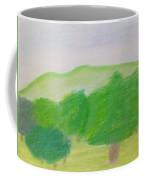 Green Enjoyment Coffee Mug