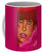 Green Eyed Redhead Coffee Mug