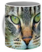 Green Eyez Coffee Mug