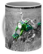Green Fat Boy Coffee Mug