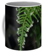 Green Fern Coffee Mug
