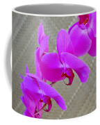 Green Field Sweetheart Orchid No 3 Coffee Mug