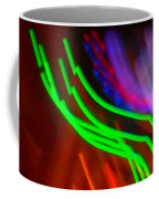 Green Fusion Traveler In The Cosmos Coffee Mug