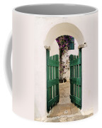 Green Gate Coffee Mug